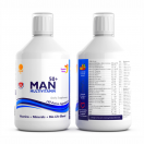 Man 50 + Multivitamin 100% natural flavour