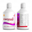 Woman 50+ Multivitamin 100% natural flavour