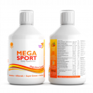 Mega Sport Multivitamin 100% natural flavour