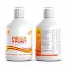 Mega Sport Multivitamiin 100% looduslik maitse