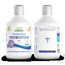 Probiotics liquid food supplement