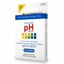 pH test strips super sensitive